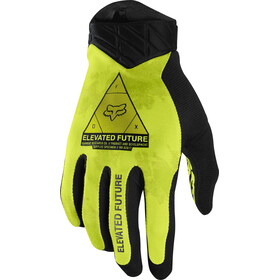 Fox Flexair Elevated Gants Homme, day glow yellow